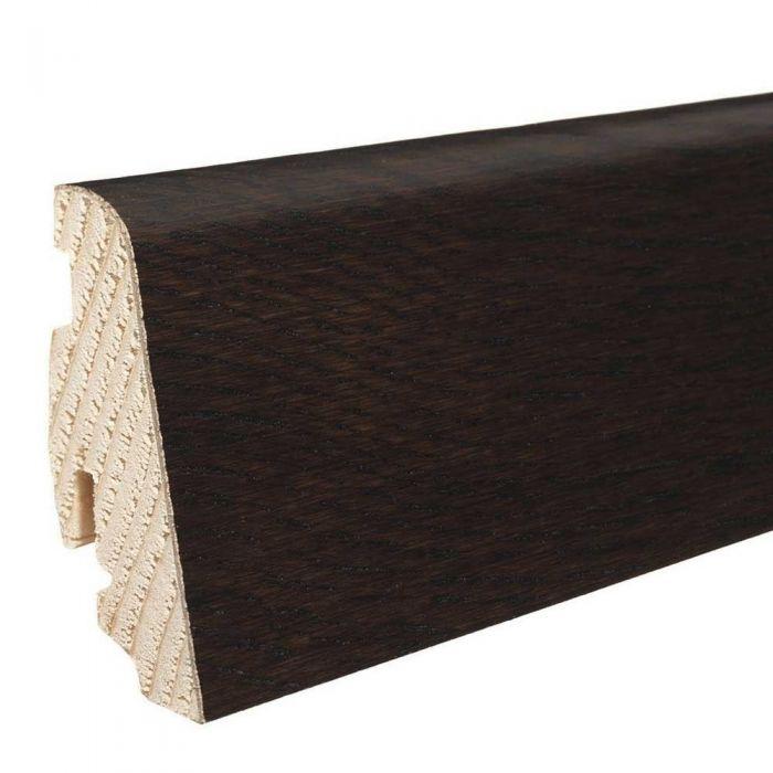 HARO Stecksockelleiste Achateiche furniert matt-versiegelt