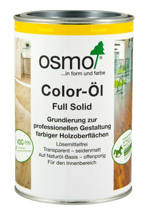 Osmo Color-Öl Full Solid 1l