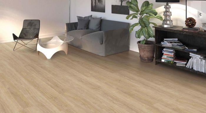 HARO Laminat Tritty 100 Eiche Eleganza puro Landhausdiele 4V Interieur