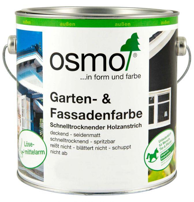Osmo Garten und Fassadenfarbe