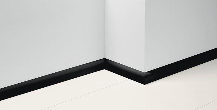 Parador Sockelleiste Uni schwarz D002 SL 2