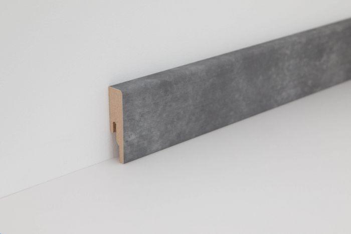 Wineo Sockelleiste Glamour Concrete Modern