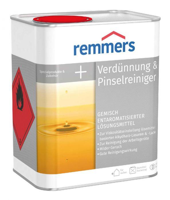 Remmers Verdünnung & Pinselreiniger Transparent 0,75l