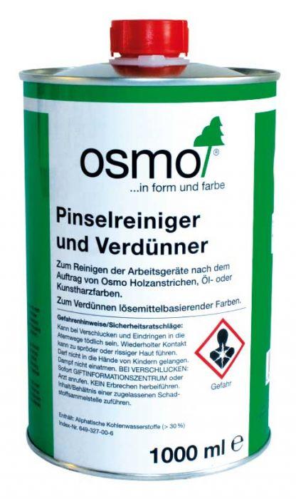 Pinselreiniger für Holzfarben & Verdünner Osmo