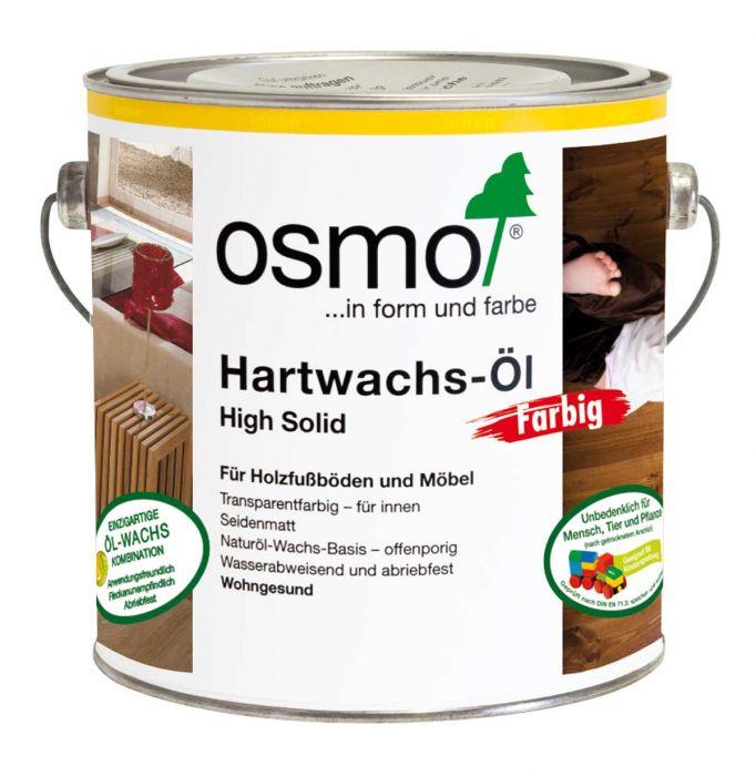 Osma Hartwachs-Öl Farbig Dose