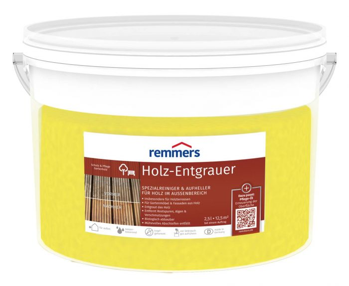 Remmers Holz-Entgrauer 2,5l