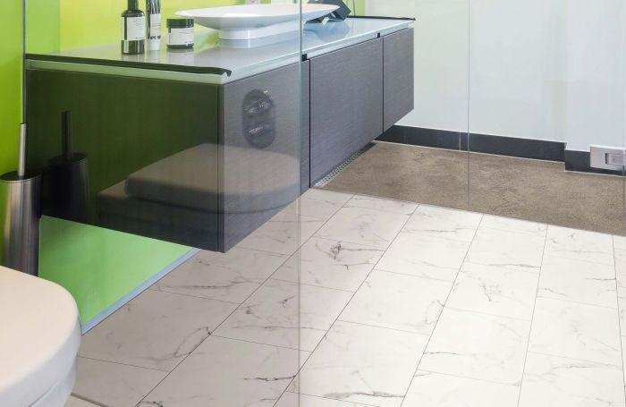 HARO Disano SmartAqua Marmor Weiss Piazza 4V Interieur