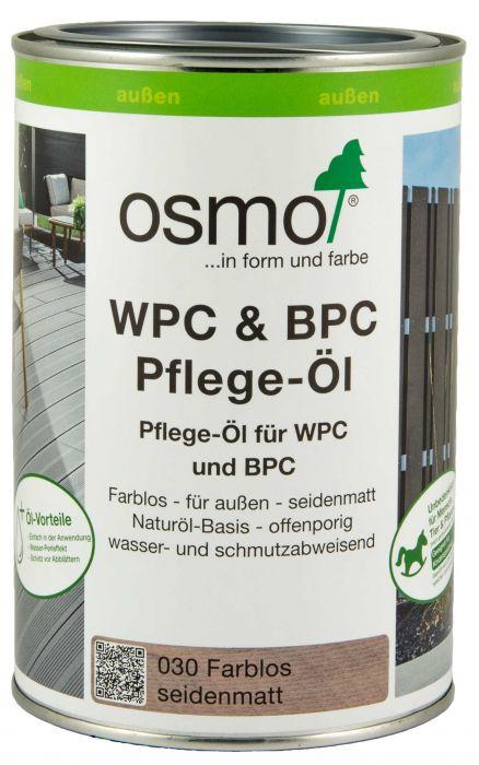 Osmo WPC & BPC Pflege-Öl 030 Farblos