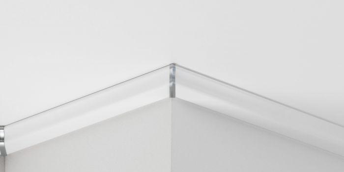 Parador Außenecken für DAL 1 Alu-Optik