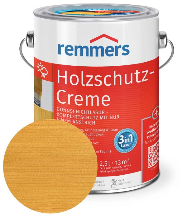 Remmers Holzschutz-Creme 3in1