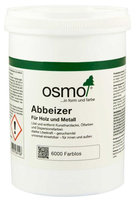 Osmo Abbeizer für Holz & Metall 6000 Farblos 1l