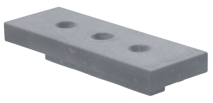 UPM ProFi T-Clip Large (100 Stück + 100 Schrauben)