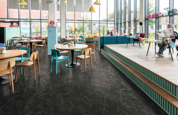 HARO Disano Project Marmor Anthrazit Piazza 4VM Interieur