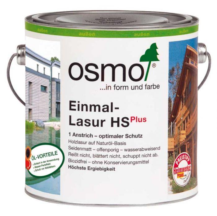 Einmal-Lasur HS Plus Osmo