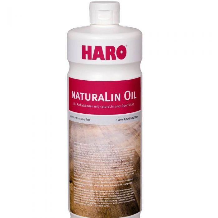 HARO naturaLin Oil Erst- und Intensivpflege