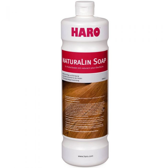 HARO naturaLin Soap