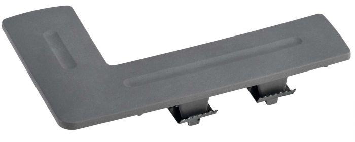 UPM ProFi Stufenkante Endkappe/ Rail Step End Cap (12 Stück)